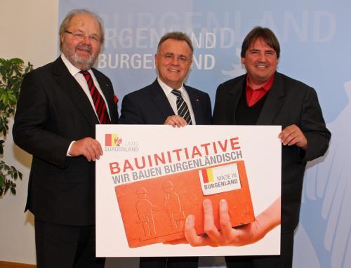 Burgenland will mit Initiative die heimischen Baubranche stärken